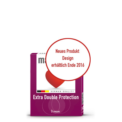 masculan® Extra Double Protection