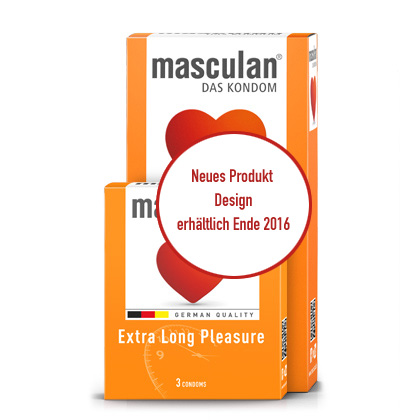 masculan® Extra Long Pleasure